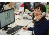 横浜駅☆大手グループ会社での受信メインの電話業務!の写真
