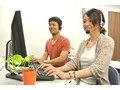 大手通信会社お客様サポート|コールセンターの写真