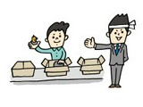【体を動かしたい方にぴったり!やってみよう!】製品の梱包作業 :甲府市の写真3