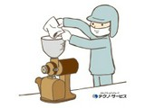 時給1200円・コンクリート修復作業:中川郡幕別町の写真2
