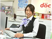 ドコモショップ鶴川駅前店 受付の派遣求人(町田市)の写真