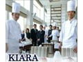 浜名湖畔・三ヶ日温泉会員制リゾート施設内レストランでのサービススタッフの写真