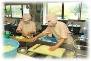 日清医療食品株式会社(給食スタッフ) サービス付き高齢者向け住宅 ファムール東生駒のパート求人