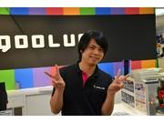 Goolue 白楽店のアルバイト