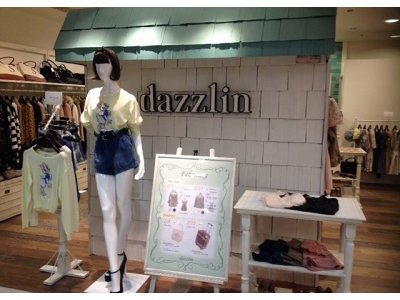dazzlin 町田109店の大写真