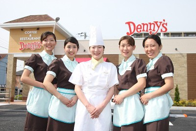 デニーズ 佐久平店のアルバイト情報
