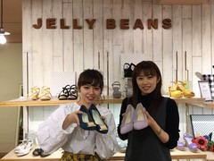 JELLY BEANS 金沢百番街店のアルバイト