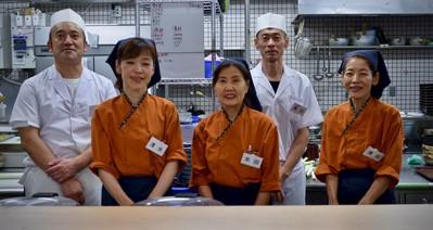 氷見魚市場食堂のアルバイト情報