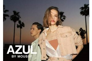 AZUL by moussyイオン桑名・アパレル販売スタッフ:時給900円~のアルバイト・バイト詳細