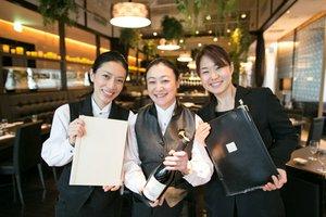 東京駅八重洲北口からスグ! ウェディングのご予約も多いお店!