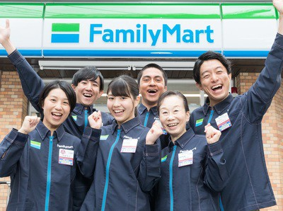 ファミリーマート 国道小柿店のアルバイト情報