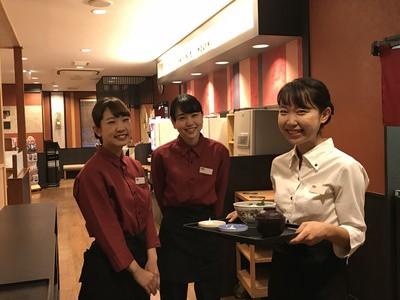 夢庵 館山バイパス店<130390>のアルバイト情報