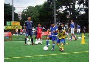 サッカーをすることが大好き、子供達や人と接することが大好きな方大歓迎。