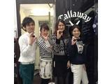 Callaway Apparel 梅田大丸店のアルバイト