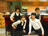 GLION CAFE 1923のアルバイト