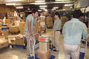アクロストランスポート株式会社 高島屋横浜 館内搬送のアルバイト情報