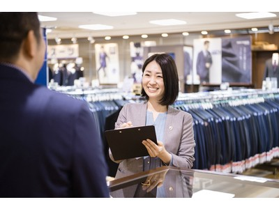 AOKI 名取店(主婦2)のアルバイト