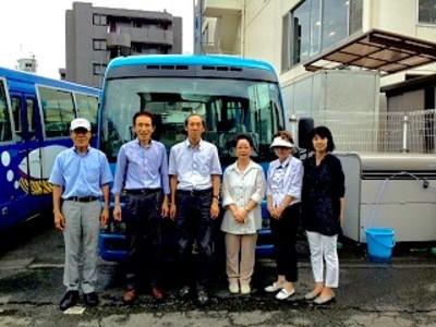 伊勢原市桜台のスイミングスクール ドライバー・運転手(238524)の求人画像