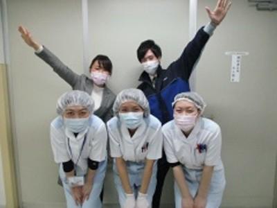 ワタキューセイモア千葉営業所//三愛記念病院(仕事ID:89052)の求人画像