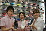 東京靴流通センター ジョイフル本田千代田店 [37007]のアルバイト
