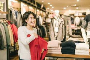 ikka イオンモール大曲店・アパレル販売スタッフのアルバイト・バイト詳細
