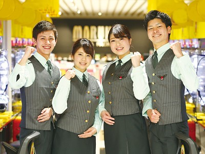 マルハン 新宿東宝ビル店(事務)[1318]のアルバイト情報
