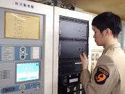 防災機器・非常放送の操作も学べます!