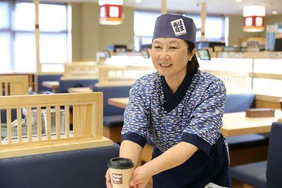 はま寿司 滑川店のアルバイト情報