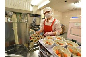 ◆介護福祉施設の厨房での調理補助のお仕事です