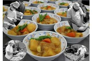 ≪時間・日数 応相談≫シウマイの崎陽軒の社員食堂で調理スタッフを募集中