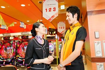 スロット123 田宮店のアルバイト情報