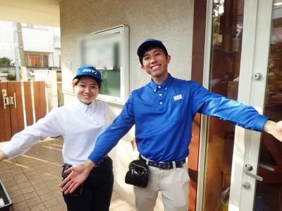 カワイクリーンサット株式会社 新宿三丁目エリア 清掃スタッフの求人画像