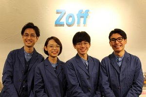 Zoff ルミネ川越店(契約社員)・雑貨販売スタッフのアルバイト・バイト詳細