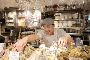 gigas Oyster Spot Bar 高田馬場店・ホールスタッフ:時給1,050円~/キッチンスタッフ:時給1,050円~のアルバイト・バイト詳細