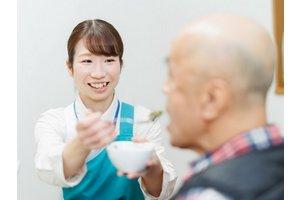 介護職員初任者研修修了以上の資格で働けるお仕事です。