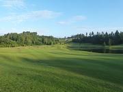 18ホールのコースを有するゴルフ場です!