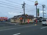 マクドナルド4号線花巻店のアルバイト