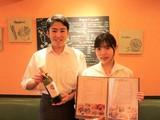 パレルモ 恵比寿店(ホールスタッフ)のアルバイト