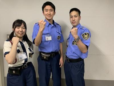 高栄警備保障株式会社 聖蹟桜ヶ丘地区の求人画像