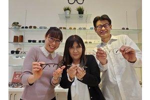 メガネに興味のある方 プロメガネコーディネーターへチャレンジ
