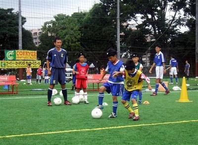 クーバー・コーチング・サッカースクール 豊橋校のアルバイト情報