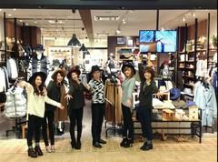 VENCE share style イオンレイクタウン店のアルバイト