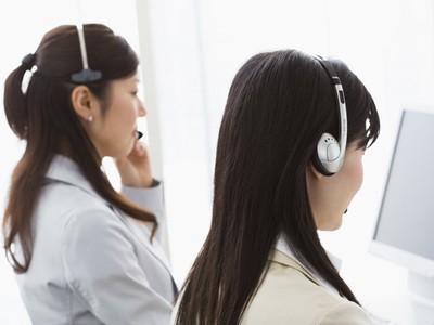 株式会社axxe コールセンタースタッフ(青山一丁目駅)の求人画像