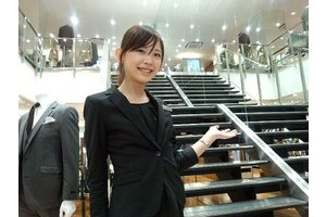 SUIT SELECT ゆめタウン呉店<414>・アパレル販売スタッフ:時給950円~のアルバイト・バイト詳細