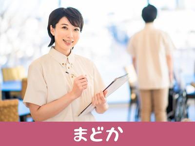 メディカルホームまどか鶴川(無資格・未経験)の求人画像