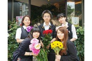 ◆未経験歓迎◆花が好きな方必見!『坪井花苑』で好きを活かして働こう!
