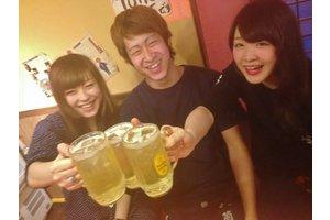 【日払いOK】髪/ピアス/ネイル可!地元密着アットホームな串カツ居酒屋