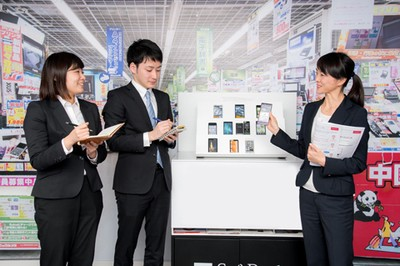 株式会社ヒト・コミュニケーションズ 上福岡駅前の家電量販店/01d0202050709のアルバイト情報