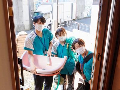 アースサポート宇都宮(入浴看護師)のアルバイト情報
