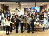 VENCE EXCHANGE INNOVATION STORE ダイバーシティ東京プラザ店のアルバイト